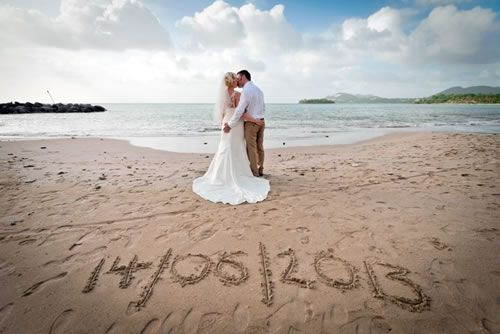 Rendezvous, St Lucia wedding