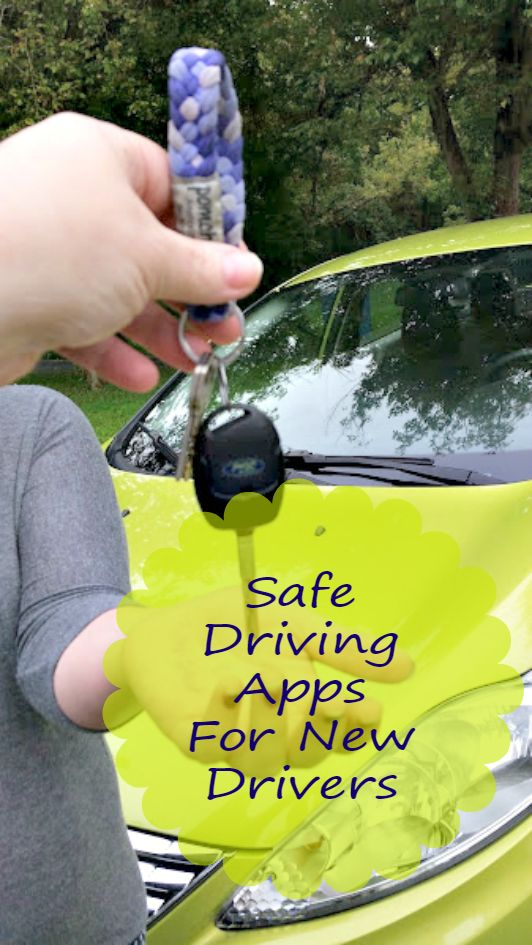 safe driving apps for new drivers