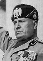 Benito Mussolini: As the Prime Minister and dictator of Italy for 21 years, Mussolini had the trust of the people; he promised them a strong government and jobs, and completely had his country under his control. Eventually, he was executed by his own people as a result of his broken promises.