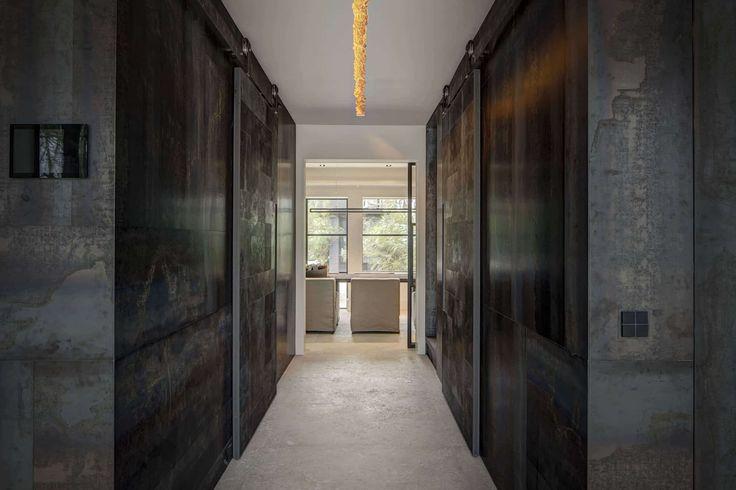Het inspiratie atelier in Laren van architectenbureau Kabaz