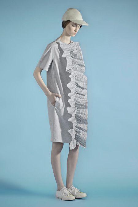 Vika Gazinskaya | Fall 2014 Ready-to-Wear Collection | Style.com