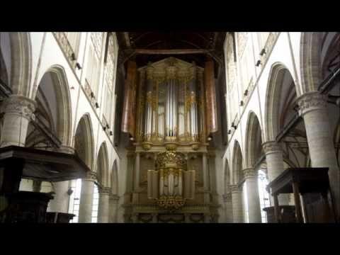 ▶ J. S. Bach - Prelude and Fugue in C minor, BWV 546 - L. van Doeselaar - YouTube