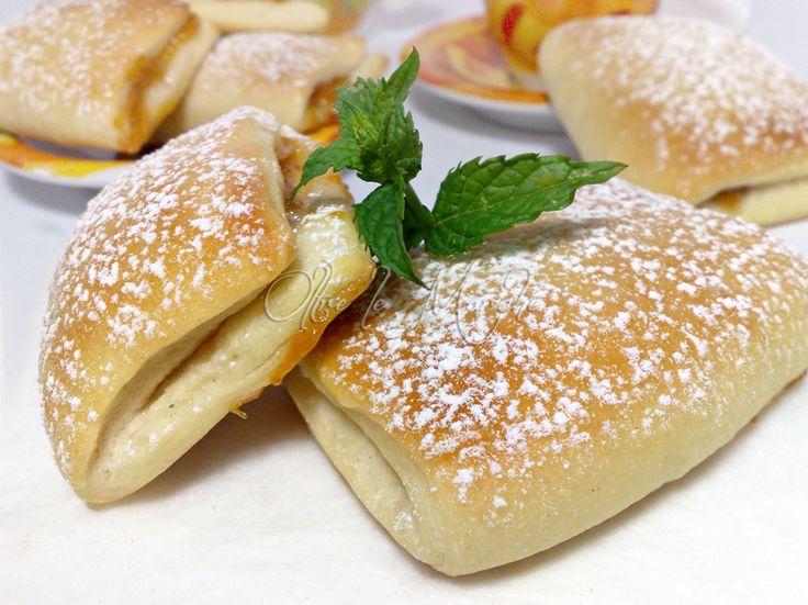 Saccottini dolci ripieni, senza uova | Oltre le MarcheOltre le Marche