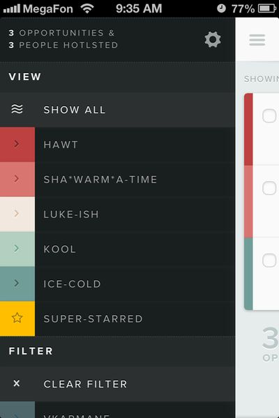 Inspired UI - mobile ui patterns