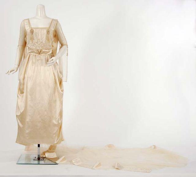 127 best vintage wedding dresses images on Pinterest   Wedding ...
