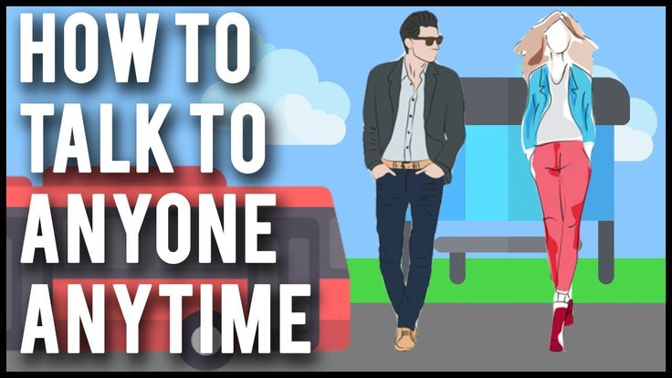 cool #How To Start Talking To Strangers -VIDEO