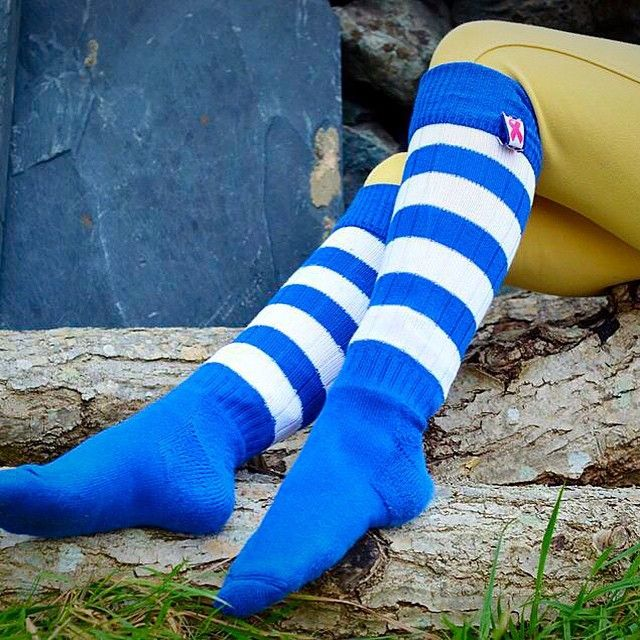 Sporting Hares Preppy Long Socks.. stand out in these gorgeous preppy style socks whilst riding.. only £14.00 a pair!
