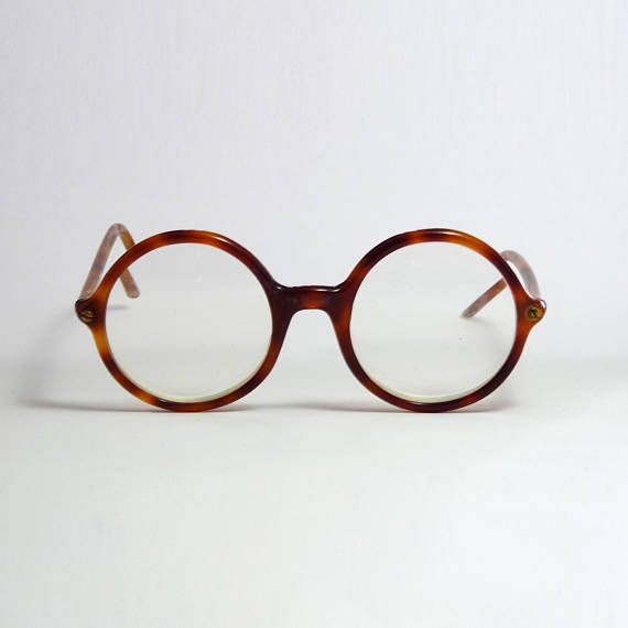GIANFRANCO FERRÉ  occhiali rotondi  vintage italiano