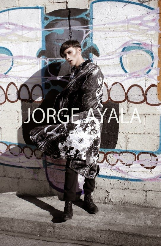 JORGE AYALA: Clandestino Collection, Jorge Ayala Paris