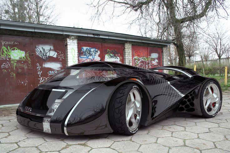 concept car UBO