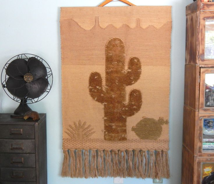 9 best vintage southwest western design finds on etsy for Ica home decor