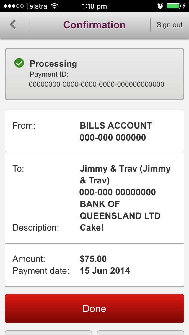 westpac how to pay withbsb