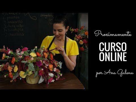 Como hacer arreglos de flores y prepararte para un día festivo. - YouTube