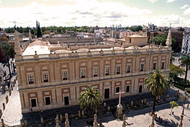 Sevilla Archivo de Indias