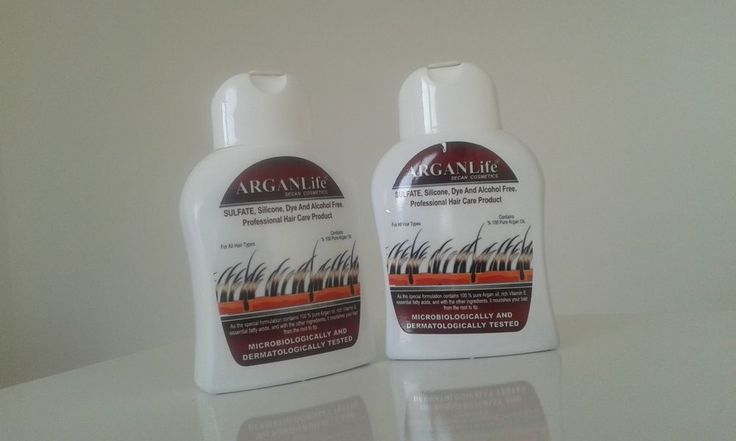 2 Bottles of ARGANLife is The Exact Natural Solution for All Hair Problems  #ArganLife