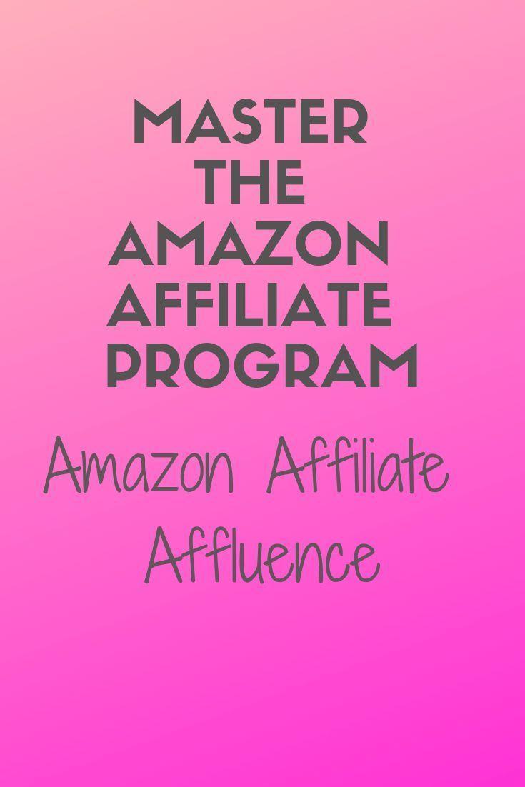 AMAZON AFFILIATE AFFLUENCE – Blogging Tips & Tricks Tutorials