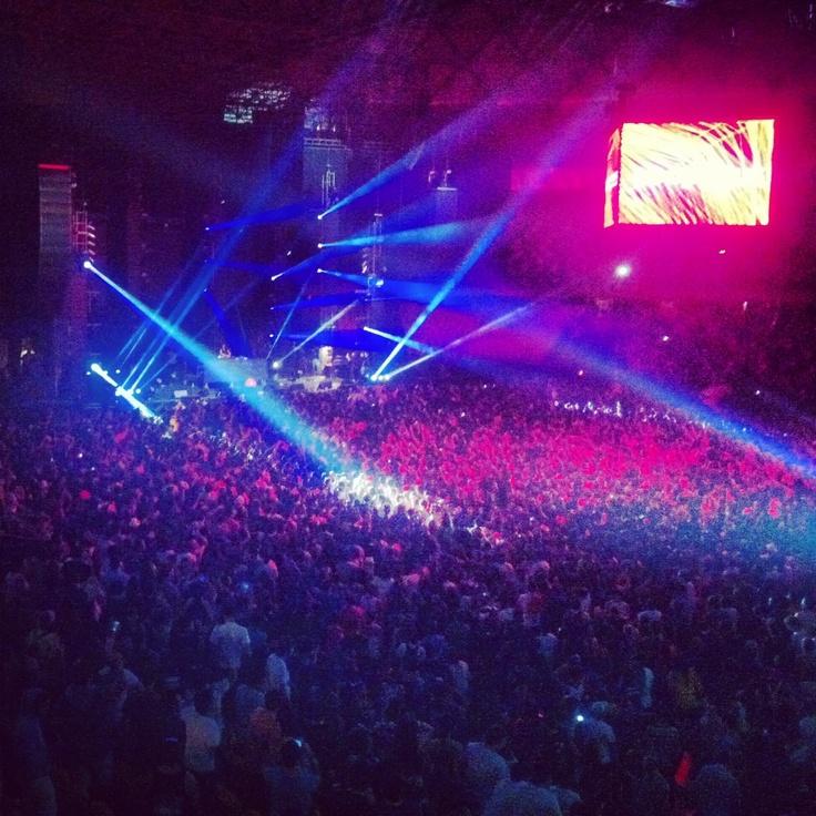 Steve Aoki - Parque O'higgins y Movistar Arena 6 y 7 de Abril 2013, Santiago de Chile.