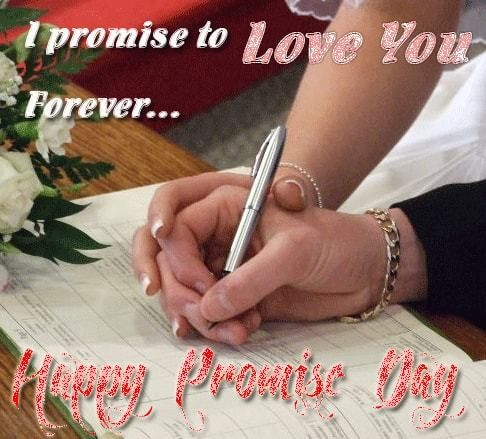 Images of Promise Day 2018