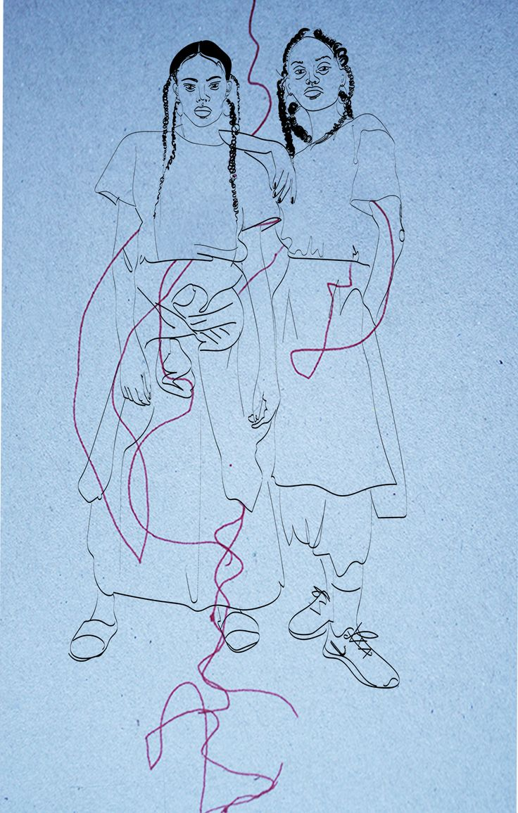 grrlz illustration