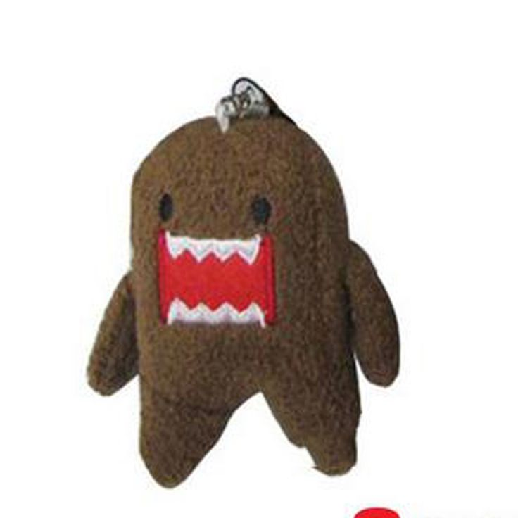 Stuffed Animals Plush Movies Domo Toys Pendant Individual Brown Doll Dolls Accessories Interesting Christmas Birthday //Price: $US $4.55 & FREE Shipping //     #rchelicopters