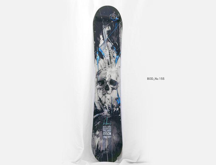 Endeavor Snowboard, Behance, Adobe, visual art