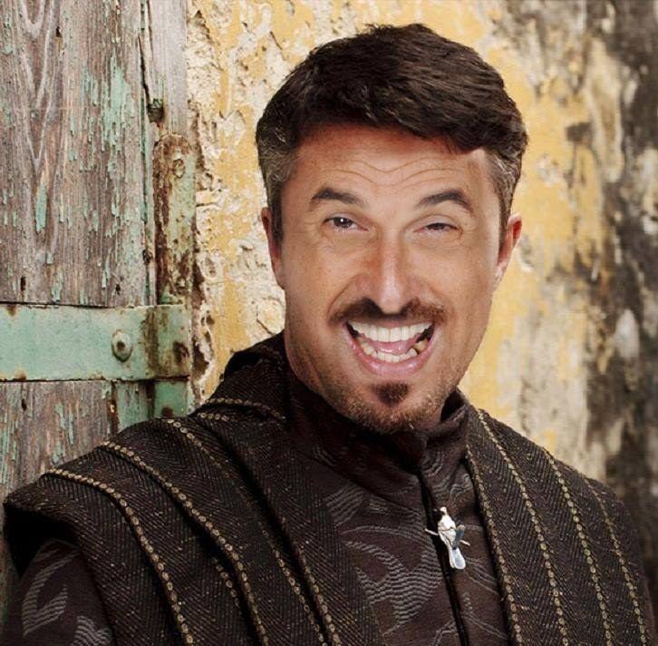 Sergio Mallandro interpretaria o Petyr Baelish. | E se Game of Thrones fosse estrelado por atores brasileiros