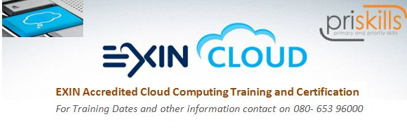 The certification will Equips you with quality information and knowledge about cloud computing, Which has immense value in your professional life.