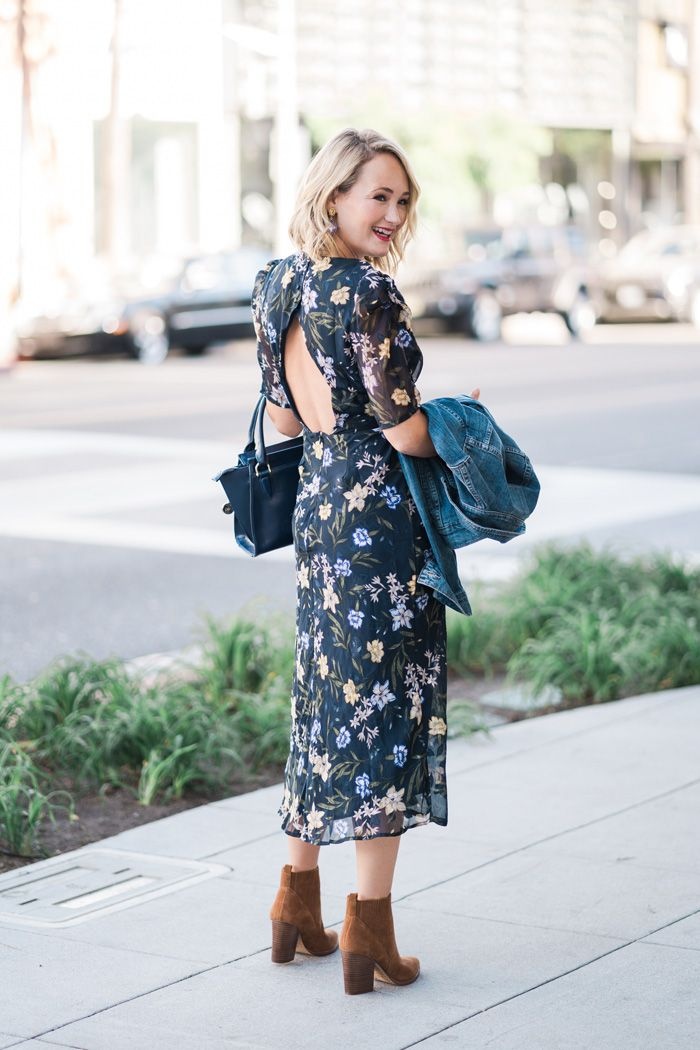 42+ Navy floral dress ideas in 2021