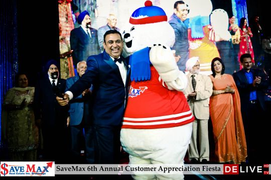 Save Max Mascot Launch at the 6th Annual Customer Appreciation Fiesta! Save Max Real Estate