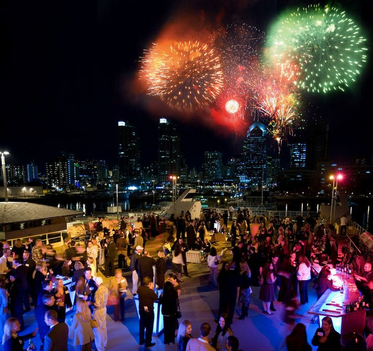 hornblower cruises fourth of july