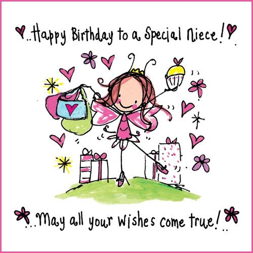 25 Best Ideas About Happy Birthday Niece On Pinterest Happy Birthday Niece Wishes