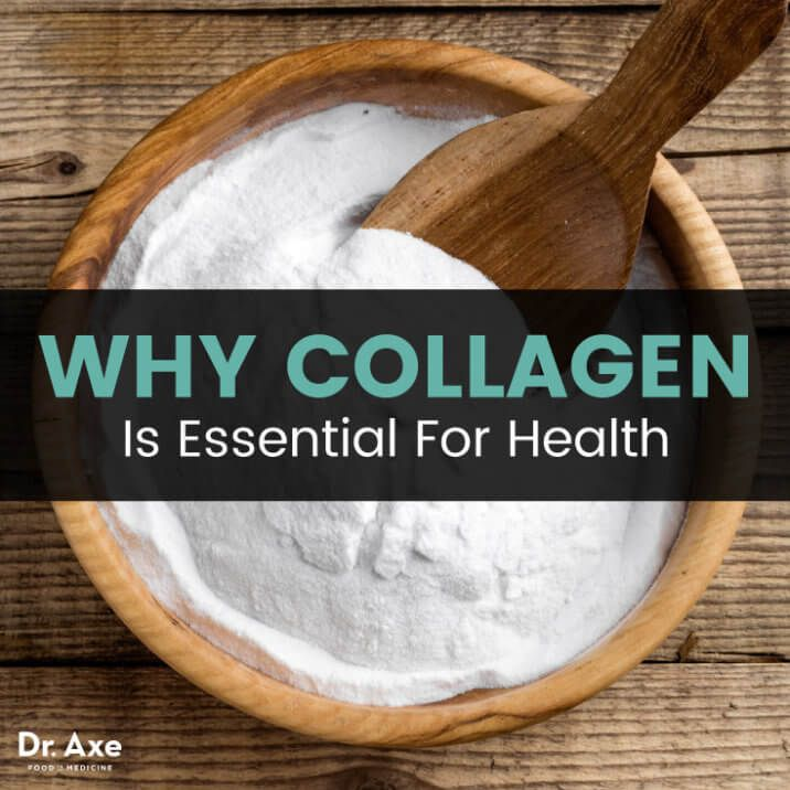 "Why Collagen Is the No. 1 ""Healthy Aging"" Superfood - Dr. Axe"