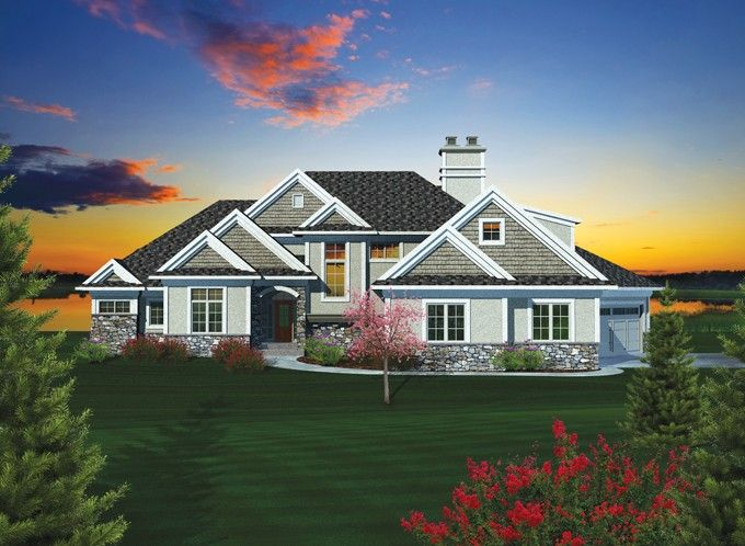 Best 25 american houses ideas on pinterest houses for American craftsman house plans