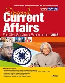 Current Affairs for IAS CSAT Exam 2013