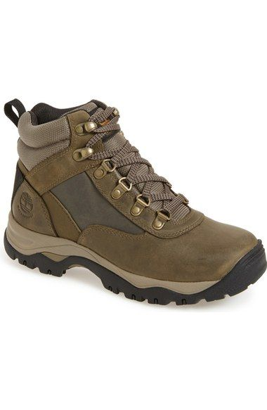 Hiking Boots! Doesn't have to be these specifically, but I like to look and colors of these