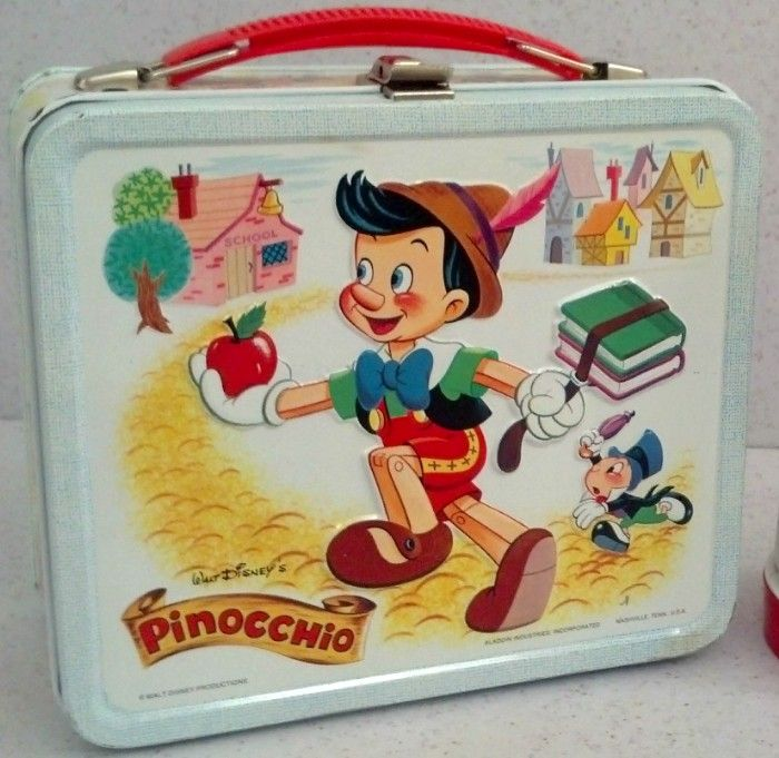 VINTAGE LUNCH BOX ARCHIVE This is the one I had when I was a kid!!