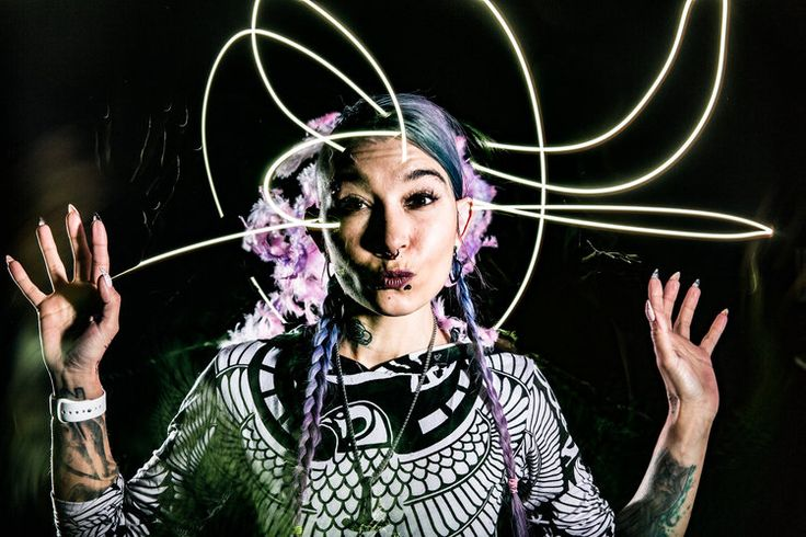 Portrait Photography Workshop with Neko