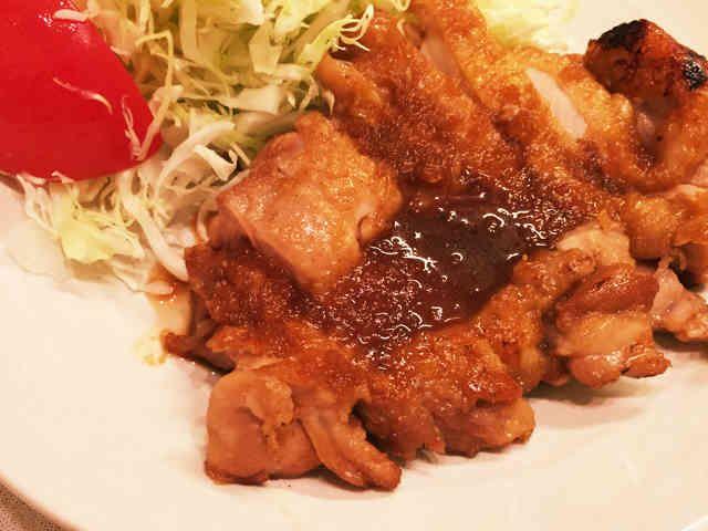 簡単★鶏もも肉でボリューム生姜焼き♡の画像