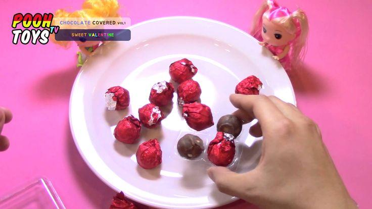 발렌타인 초콜릿 선물 박스 3개 오픈 15탄 ! Chocolate Present - Fun Music Video Style 재밌는...