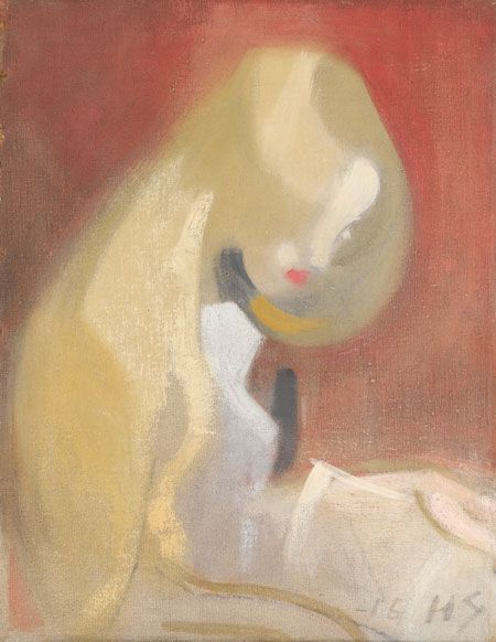 On the Reverse: A Helene Schjerfbeck Discovery | Sotheby's