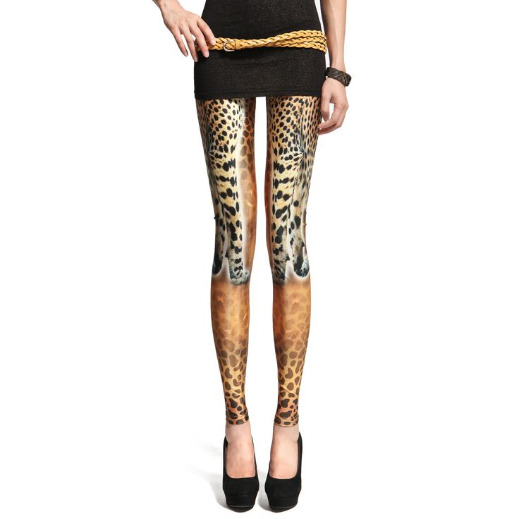 Sexy Stretch Leggings mit Tiger Muster #Stretch #Leggings #Leggins #Legings #Legins #Tiger #Muster 18.91 EUR inkl. 19% MwSt. zzgl. Versand