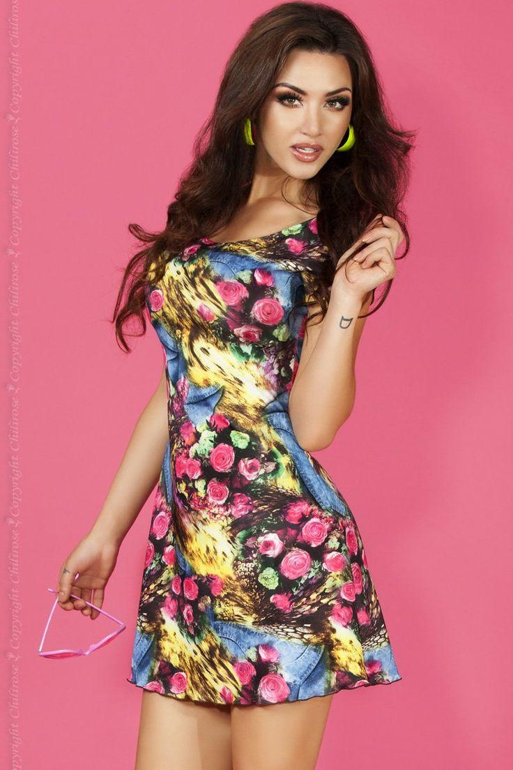 68 best Sommerkleider images on Pinterest | Clothing, Dress skirt ...