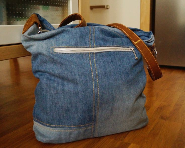 nice denim bag