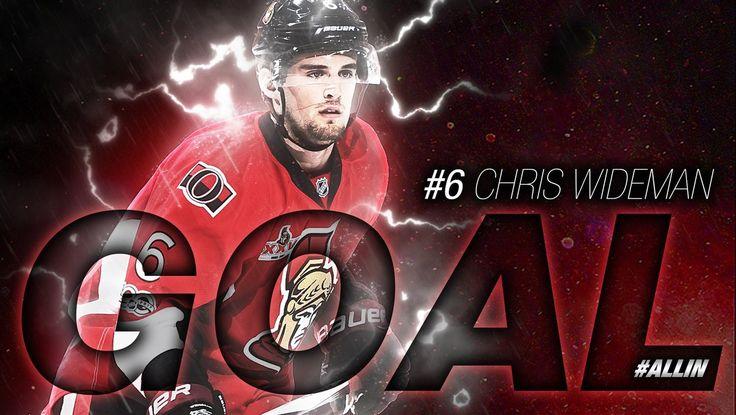 GOAL! Chris Wideman! #Game2