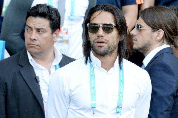 Colômbia não sente a ausência de Falcao Garcia e vence a Grécia por 3 a 0 - Copa 2014 - O Dia