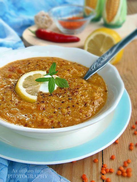 Az otthon ízei: Marokkói vöröslencse leves