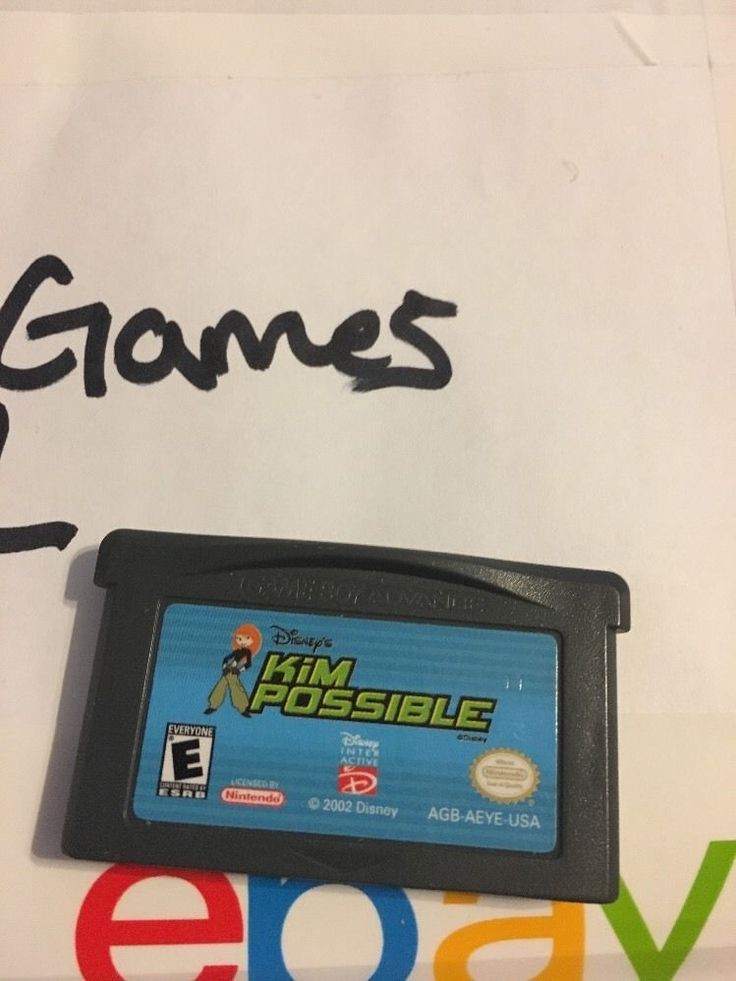 Disney's Kim Possible - Game Boy Advance GBA  | Video Games & Consoles, Video Games | eBay!