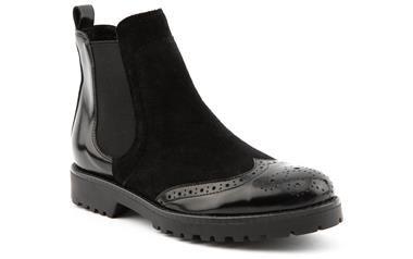 Jones Bootmaker Ornate Ankle Boots Chelsea Boots