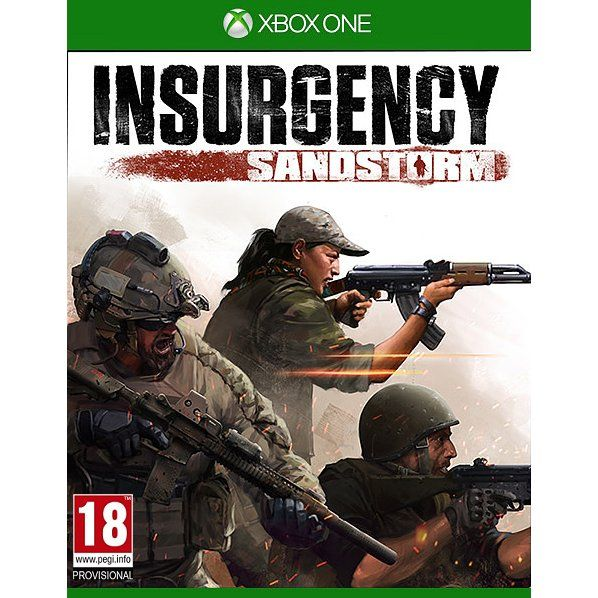 Insurgency Sandstorm In 2020 Insurgent Xbox One Games Video