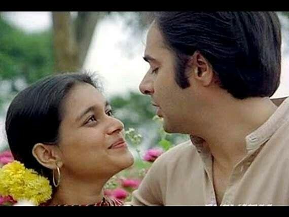 Supriya Pathak and Farooq sheikh